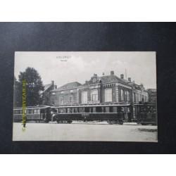 Geldrop 1908 - Heuvel - stoomtram