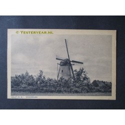 Aalst ca. 1935 - windmolen