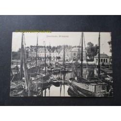 Willemstad 1917 - Binnenhaven