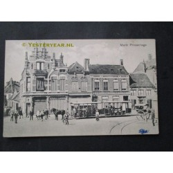 Princenhage 1912 - Markt
