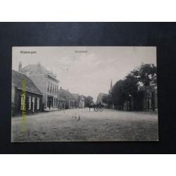 Rijsbergen 1915 - Dorpstraat