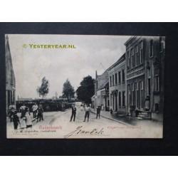 Oudenbosch 1902 - Wagenhoek Zandeweg