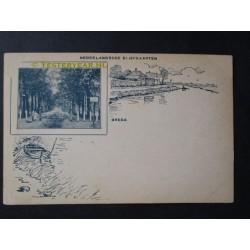 Breda 1895 - voorloper - bos