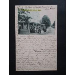 Breda 1899 - voorloper Hotel