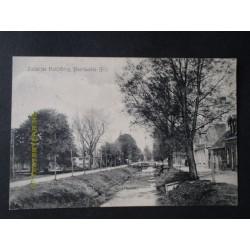 Noordwolde 1920 - Zuidzijde Hoofdbrug