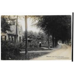 Frederiksoord 1918 - Fotokaart-Maj.v.Swietenlaan