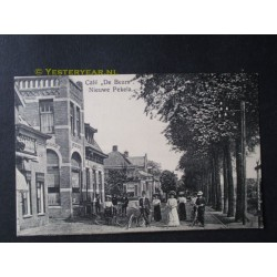 Nieuwe Pekela 1911 - Cafe de Beurs