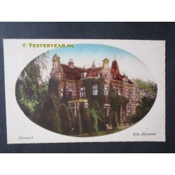 Steenwijk 1923 - Villa Nijenstede