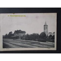 Soest 1918 - station