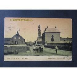 Dongen 1910 - Kerksteeg
