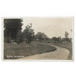 Boxtel 1937 - fotokaart-wandelpark - cafe terras