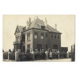 Nieuwendijk 1930 - fotokaart villa