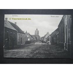 Sambeek ca. 1910 - Grootestraat
