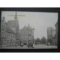 Breda 1909 - fotokaart v. Coothplein