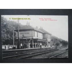 Vogelenzang 1909 - station