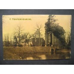 Weert 1905 - groet uit - poort
