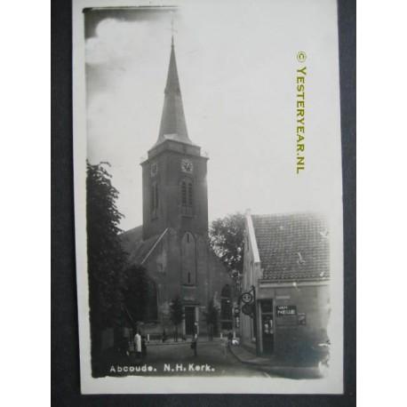 Abcoude ca. 1930 - N.H.Kerk