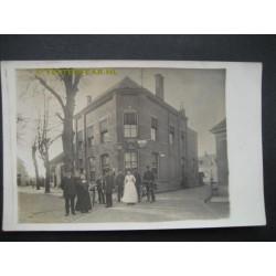 Raalte ca. 1925 - fotokaart Post- en telegraafkantoor