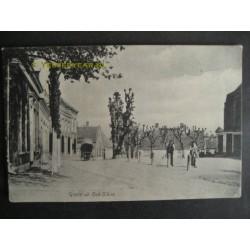 Oud Alblas 1910 - groete uit