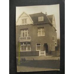 Haarlem ca. 1935 - fotokaart Oranjeplein 28