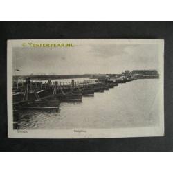 Vianen 1915 - Schipbrug