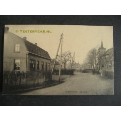 Soerendonk 1942 - Dorpstraat