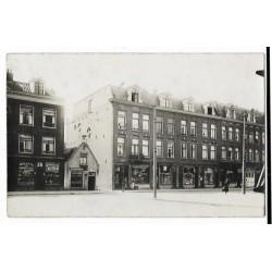 Amsterdam ca. 1925 - fotokaart - winkels