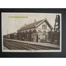 Voorburg 1935 - Station