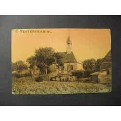 Sirjansland ca. 1910 - kerk