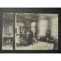 Oldenzaal 1915 - kantoor fa. Molkenboer