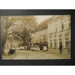 Dreischor 1910 - logement - fotokaart