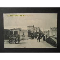 Zwartsluis 1916 - Station stoomtram