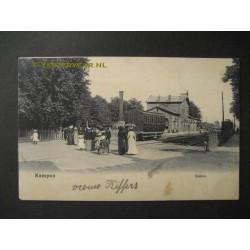 Kampen 1905 - station