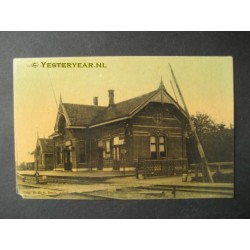 Arkel 1910 - station