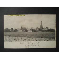 Baarle Hertog en Nassau 1902 - gezicht op