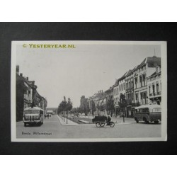 Breda 1960 - Willemstraat