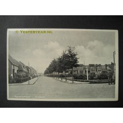Franeker 1931 - Kamstrastraat