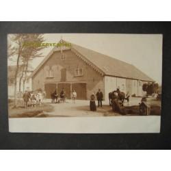 Hoeksche Waard ca. 1900 - fotokaart boerderij