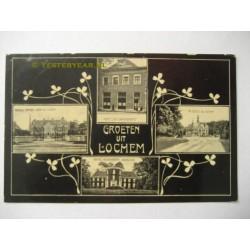 Lochem 1916 - groeten uit
