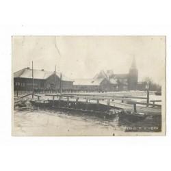 Lemelerveld 1930 - R.K.Kerk en school