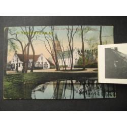 Laren 1921 - kerk + leparello