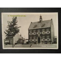 Montfort 1955 - Gemeentehuis