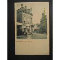 Tilburg 1910 - groeten uit