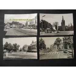 Valkenswaard 1960 - 4 stuks