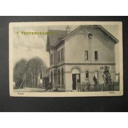 Waspik 1920 - Station