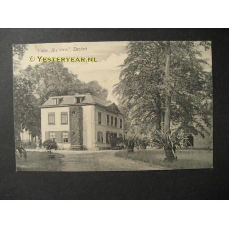 Zundert 1915 - Huize Wallstein