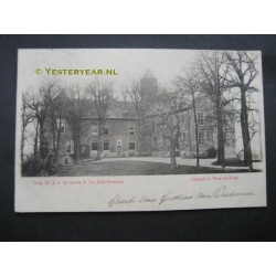 Waardenburg 1904 - Kasteel