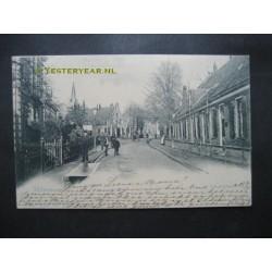Hilversum 1902 - Langestraat