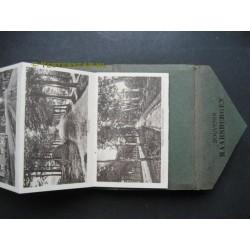 Maarsbergen 1920 - boekje met 10 miniaturen