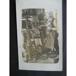Dongen ca. 1925 - schoenmaker - fotokaart